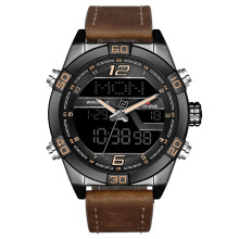 PEKY NAVIFORCE Men Fashion Sports Watches Men's Waterproof Quartz  Wrist Watch