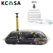 JDWonderfulHouse KCASA Vacuum Compress Bag Vacuum Storage Bag Save Space Saving Seal Quilts Clothes Holder Organizer