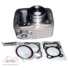 Blok Bore Up Seher Mesin KLX 150 Kawahara 63 mm Silver