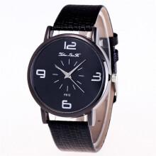 PEKY Luxury women quartz watch leather belt casual dress watch fashion women watch clock