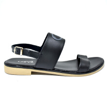 CARVIL Sandal Casual Ladies Beneta-L Black