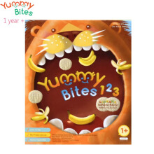 Yummy Bites for Toddler 123 Lionana (Banana)