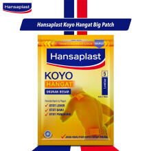 HANSAPLAST Koyo Big Patch Hangat