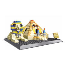 Wange Bricks 7011 Pyramids Of Giza Creme