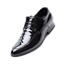 Fugui Xiangruihu Business Dress Casual Girdle Men's Leather Shoes
