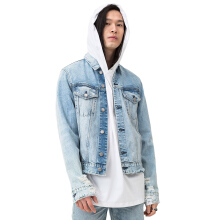 CHEAP MONDAY Unisex Legit Jacket  [585758] - Pixel Blue