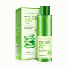 Bioaqua Aloe Vera 92% Toner Refreshing & Moisturizing Toner / Essence - 120ml
