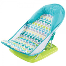 [free ongkir]Summer Infant Deluxe Baby Bather - Triangle Stripe