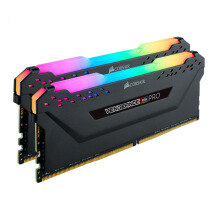 CORSAIR DDR4-3600 16GB Vengeance RGB PRO For Desktop PC (2X8GB) CMW16GX4M2C3600C18