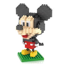 LOZ Large Diamond Block Mainan Anak Edukasi 9413 Mickey