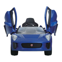 ROLLPLAY CX 75 Electric Ride-on Jaguar Blue