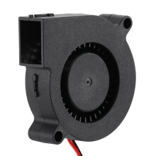 Anet 5015 24V 3D Printer Accessories Turbo Blower Fan  Black