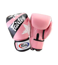 FAIRTEX Boxing Gloves NP Pink NationPrint BGV1-NP