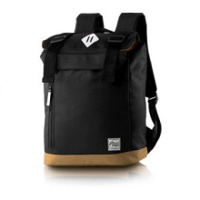 BLACKKELY - TAS RANSEL / BACKPACK KASUAL PRIA - LJB 773  - BLACK