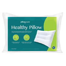 [PP] Healthy Pillow Microfiber White
