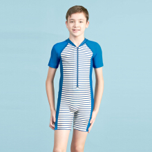 LEE VIERRA Teens Nautical Diving Unisex Baju Renang Anak Unisex