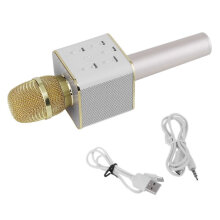 [COZIME] Q7 Handheld Mobile Phone KTV Home Mini Karaoke Wireless Bluetooth Microphone Others