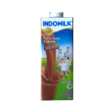 INDOMILK  UHT Coklat 1000 ml