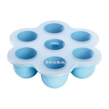 BEABA Silicon Multi Portion - Blue