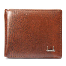 Zanzea Men's Leather Business Wallet Pocket Card Clutch Bifold Slim Purse