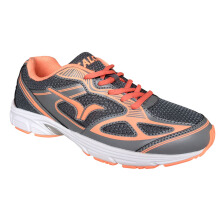 Calci Sepatu Lari Running Dallas W - Grey Orange