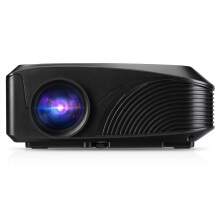 Aosen Excelvan LED-4018 Portable 1200 Lumens Home Theater Movie Black EU