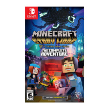 NINTENDO Switch Game - Minecraft: Story Mode - The Complete Adventure
