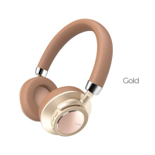 HOCO Headphones W10 Cool Yin wireless and wired telescopic head beam