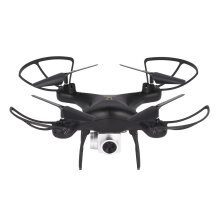 COZIME Utoghter 69601 15mins Flying Quadcopter Altitude Hold Camera Wifi FPV Drone Black