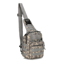 Fireflies B0370 New men's shoulder bag/chest bag/Messenger bag/sports outdoor army bag