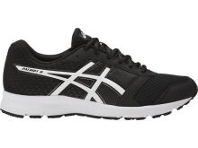 ASICS PATRIOT 8 T619N-9001-Black&White