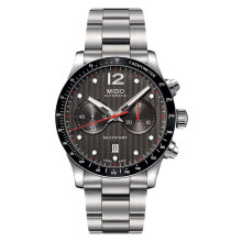 Mido M025.627.11.061.00 Multifort Chronograph Automatic Grey Dial Stainless Steel Strap [M025.627.11.061.00]