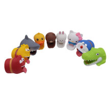 [OUTAD] Cartoon Faucet Extender Cute Animal Sink Tap Extension for Kids Hand Washing Red