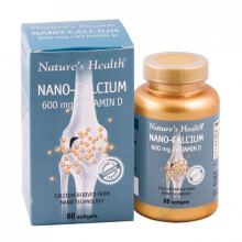 Nature's Health Nano Calcium - 60 Tablets