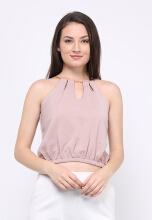 INSTYLE BY SURI-Chain Top Pink