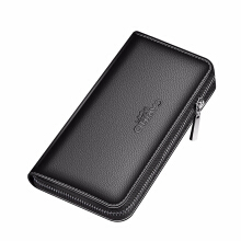 Wei's Men's Choice Fashion Waterproof Wallet Clutch B-PDD3060