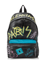 Balenciaga Graffiti Arena Explorer Backpack
