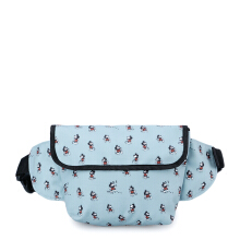 IKAT Indonesia Mickey Special 90 Waist Bag FP01 - Blue []