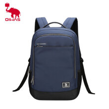 Oiwas Laptop Business Backpack Lightweight Water-resistant Travalling Blue