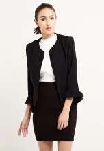 Yovani Long Sleeve Blazer