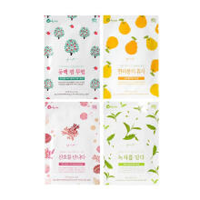 Epona Jeju Face Mask 4pcs (exp on May and August 2019)