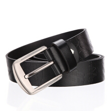 X.D.BOLO Original imported fashion men's belt 2018 new business first layer leather retro belt