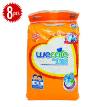 WE CARE Adult Diapers XL (Isi 8pcs)