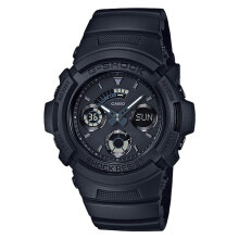Casio G-Shock AW-591BB-1ADR Water Resistant 200M Black Resin Band [AW-591BB-1ADR]