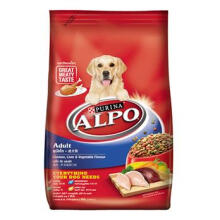 ALPO 10 kg adult chicken. liver and vegetable
