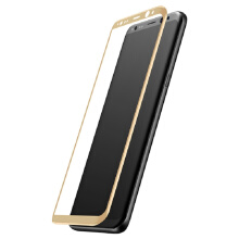 3T Tempered Glass Samsung Galaxy S8 Plus Full Cover Screen Protector Gold Gold Others