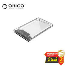 ORICO 2139U3 2.5 Inch Transparent USB3.0 HDD / SSD Enclosure