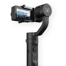 Xiaomi Gimbal 3 Axis PTZ Smart Edition Stabilizer for Xiaomi Yi Cam 2 4K - Black Black