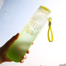 Radysa Botol Minum Hello Master - Hijau Green Others