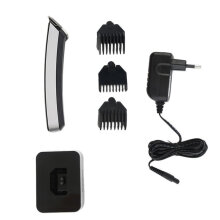 TOWER PRO Professional Trimmer Grooming Electric Shaver Razor Beard Hair Clipper EU Plug Black